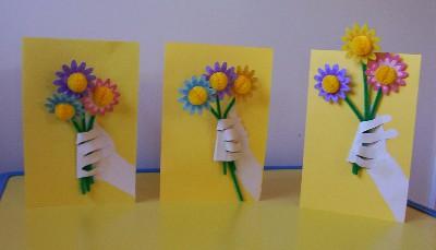 День матери подарки своими руками